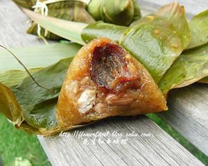 花生红枣碱粽