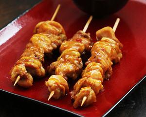 泰式鸡肉串