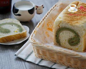 绿茶蛋糕面包