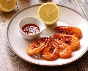 香茅甜辣虾