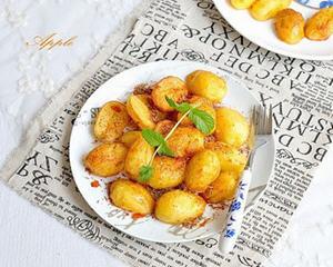 香酥锅巴土豆