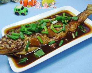 糖醋大黄鱼