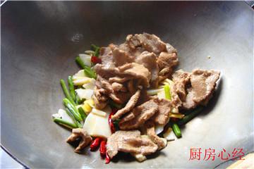 沙茶牛肉步骤17