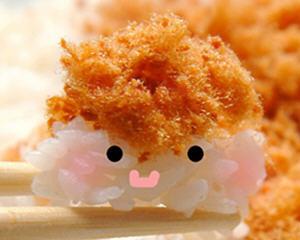 婴儿鱼肉松