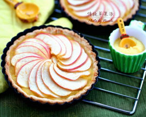 法式传统苹果派