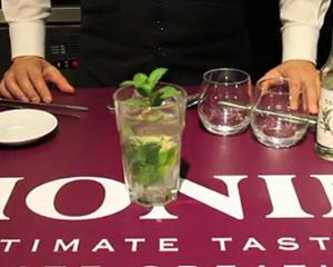 Mojito鸡尾酒调配方法视频教程