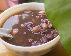 红豆花生汤