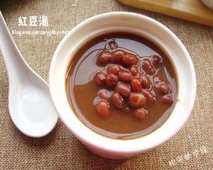 五分钟煮红豆汤