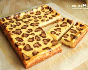 豹纹起司蛋糕