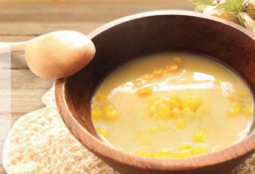 1碗玉米浓汤的热量仅150卡