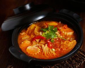泡菜味噌暖锅