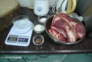 四川腊肉腌制方法步骤:5