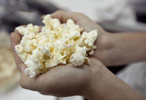 超人气爆米花Garett Popcorn热量高至少1碗饭