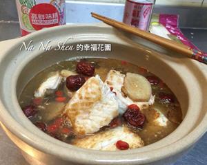 麻油海鳗鱼汤