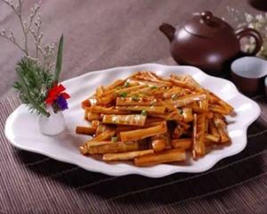 上海本帮菜油焖冬笋