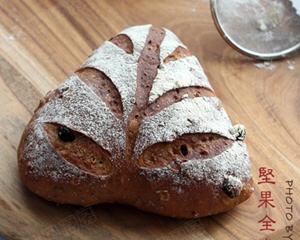 坚果全麦面包