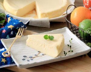 轻乳酪蛋糕平底锅版