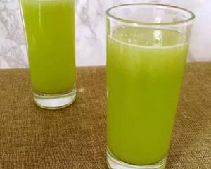 黄瓜雪梨汁(瘦身美容)