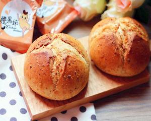 腰果乡村面包(瘦身)