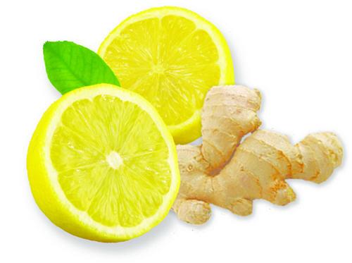 饭前吃盐柠檬姜片助消化,不让身体阻塞、轻松瘦3公斤