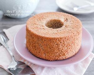 伯爵红茶戚风蛋糕的做法_图解伯爵红茶戚风蛋糕怎么做好吃