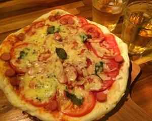 玛格丽特披萨的做法_图解玛格丽特披萨怎么做好吃
