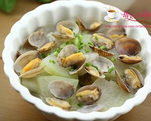 蛤蜊冬瓜汤的家常做法