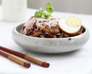 台式卤肉饭的做法_图解台式卤肉饭怎么做好吃