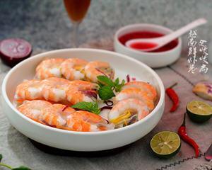 越南鲜虾卷的做法_图解越南鲜虾卷怎么做好吃