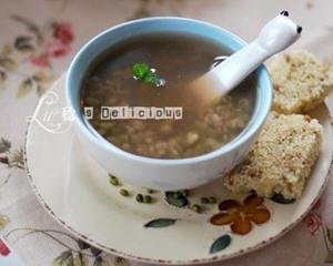 绿豆汤电饭煲版
