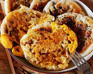 花莲炸弹葱油饼制作方法