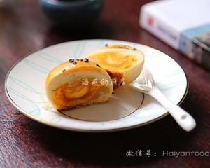 蛋黄酥(纯蛋黄版)