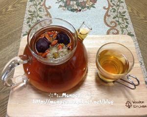 枸杞菊花红枣明目养肝茶