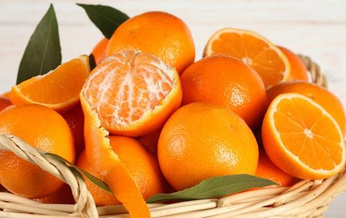 橘子上面的白丝能吃吗?