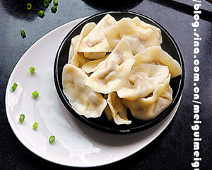 牛肉水饺制作方法