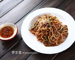 北京扁豆焖面