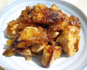 芋头豆腐乳烧鸡胸肉
