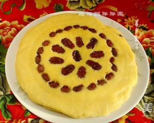 东北黄米切糕