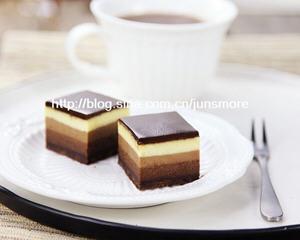 巧克力芝士蛋糕君之版