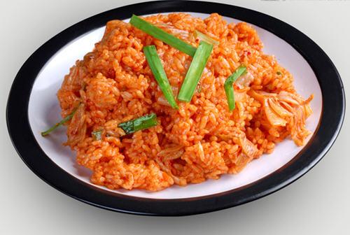 韩式泡菜炒饭的热量是多少