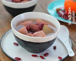 红芸豆莲藕排骨汤