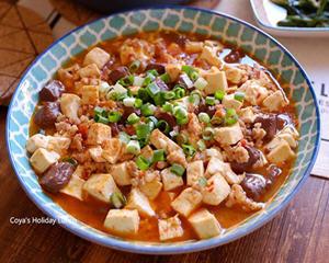 熊猫麻婆豆腐