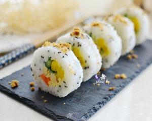 让孩子爱上米饭的寿司饭团