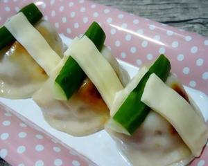 日式水煎饺