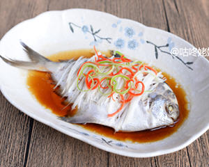 清蒸鲳鱼最正宗的做法