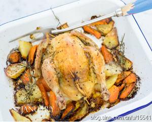 肯德基圣诞烤鸡
