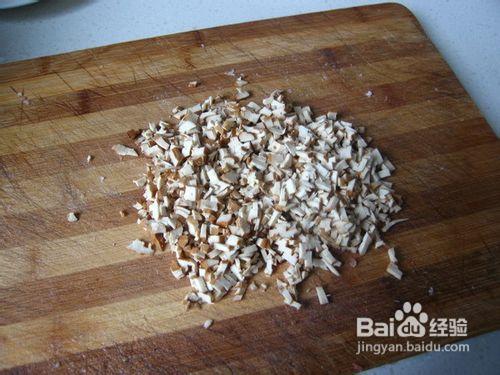 家庭香菇饺子馅的做法