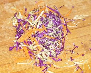 美味蔬菜沙拉的做法步骤:4