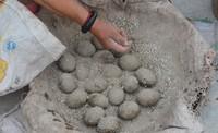 手工自制皮蛋,松花蛋的做法 步骤4