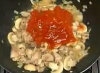 超正宗日式蛋包饭的做法 步骤13